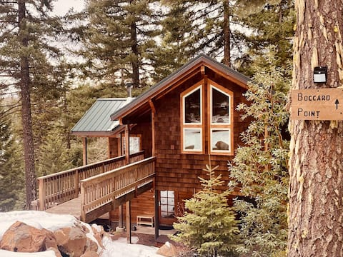 #1E Boccard Point ~ Green Springs Cabins ~ Jacuzzi Tub
