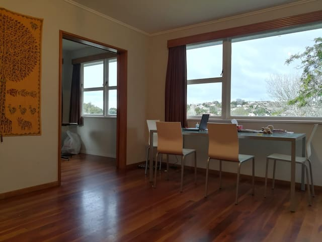 Double room for One in Hillcrest, Nortshore, AKL