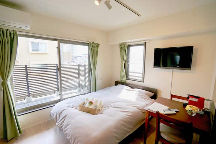 New Double Room in Tokyo: Skytree View 601 C