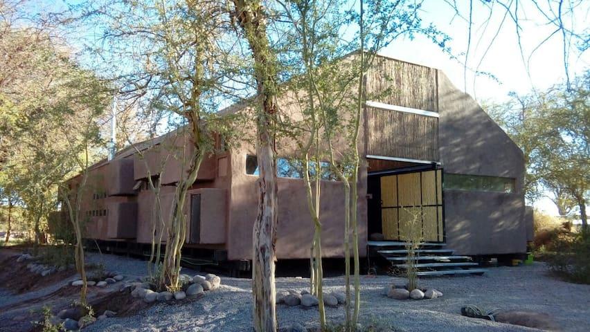 Desert House-Bookstore (1) - San Pedro de Atacama - House