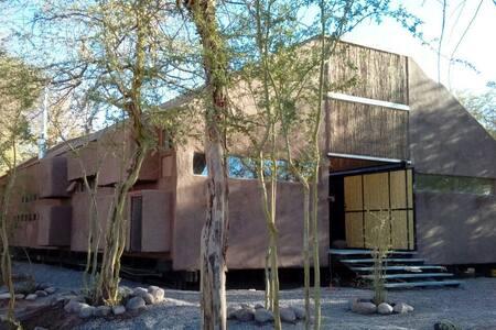 Casa-Librería del Desierto - San Pedro de Atacama