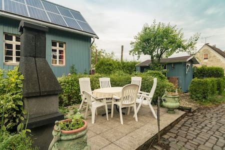 Apartment for up to 9 people - Odenthal - Wohnung