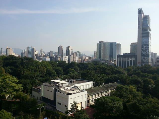 Most Beautiful TST View Studio 2/4 - Hong Kong - Apartamento