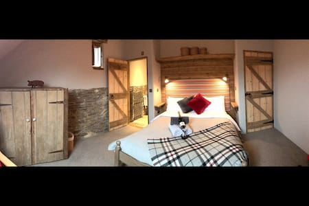 Tilly's-Bespoke luxury in acres of countryside