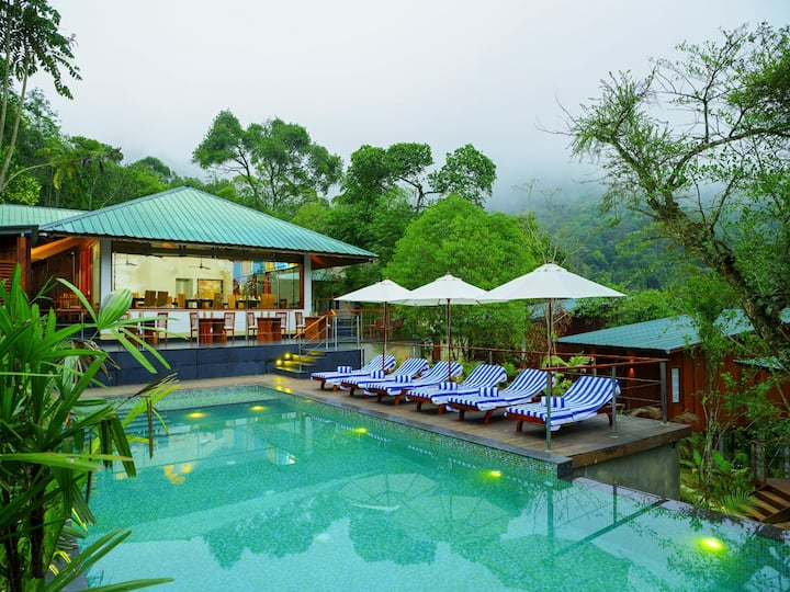 Niraamaya Retreats Cardamom Club, Thekkady
