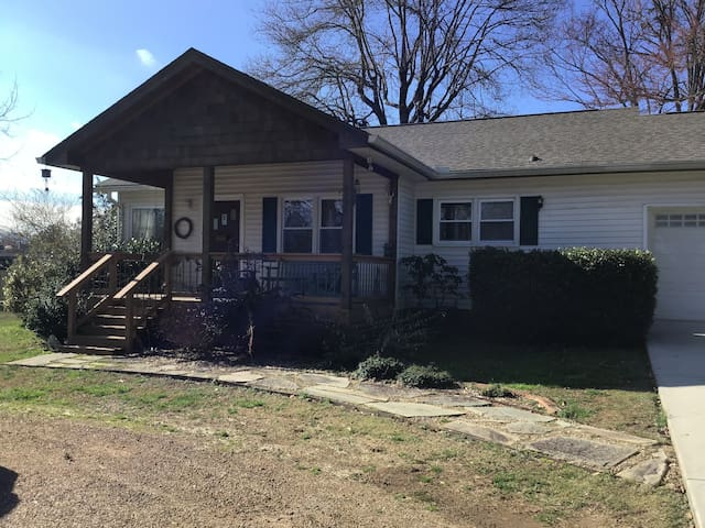 Great Location, 2 BR/2 BA  Home and Garage