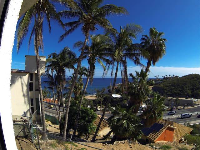 Cozy Ocean View / SurfinCabo Lodge - San José del Cabo - Casa