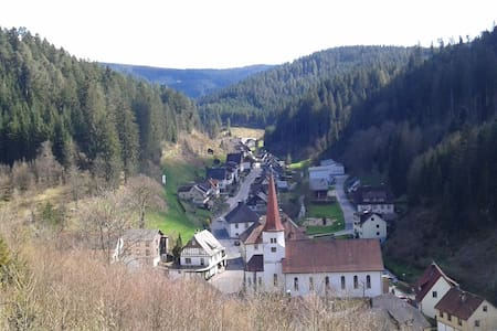 Cosy holiday home in the heart of the Black Forest - Triberg