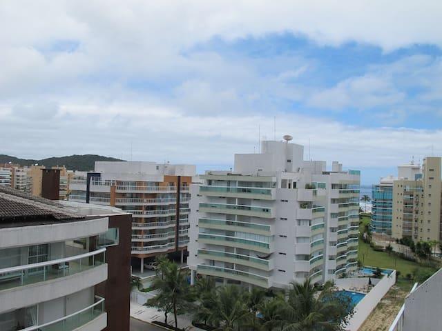 Cobertura duplex na Riviera de São Lourenço mod 7
