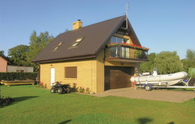 Holiday apartment with 1 room on 50 m² in Nowe Warpno