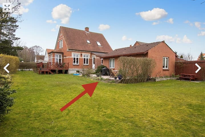 Cosy and family friendly house close to CPH - Ishøj - Wohnung