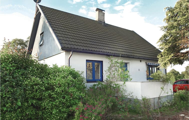 Holiday cottage with 3 bedrooms on 100m² in Gärsnäs