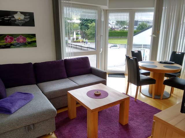 Willingen/ Apartement Orchidee zentral am Kurpark