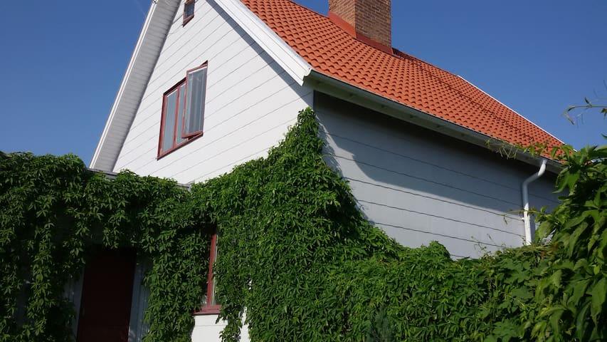 Lägenhet i hus med centralt läge - Kristianstad - House