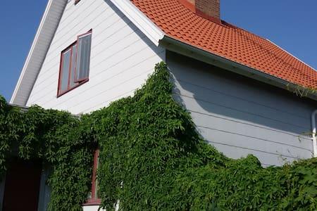 Lägenhet i hus med centralt läge - flat in house - Kristianstad - House
