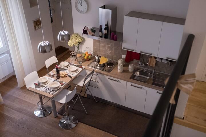 Appartamento Parione