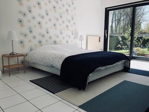 Suite parentale privée 40 m2. Doullens Somme