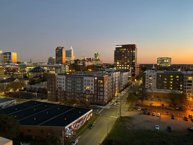 Glenwood South Downtown Raleigh High Rise Condo