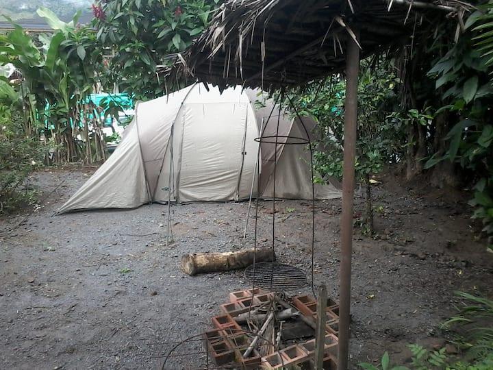 Camping en Un rincón hermoso más, ...Sólo verano