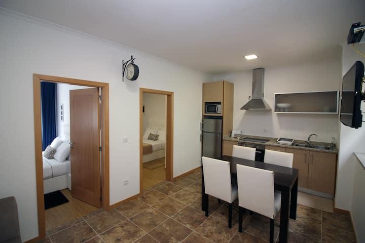 Apartamento/Casa T2 para Férias no centro do Gerês