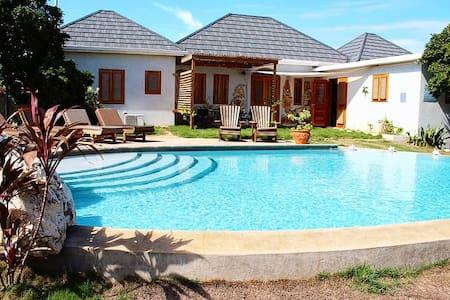 Luxury 3 Bed Designer Eco Villa Treasure Beach