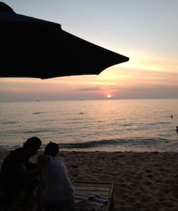 Phu Quoc Kim Bungalows on the beach - Phu Quoc Island - Bungalo