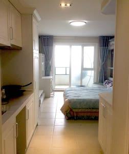东戴河山海同湾海景公寓大床房 - Huludao - Apartmen