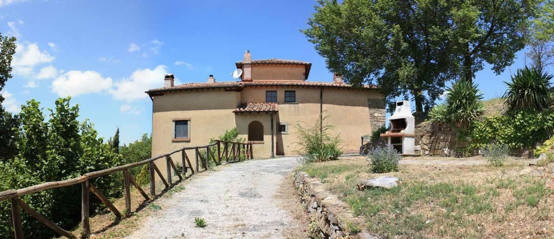 Chiesina - Casa Davide - Arcidosso - Wohnung