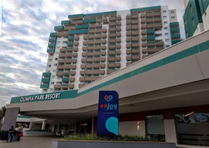 Enjoy Parque Resort, Olímpia-SP.