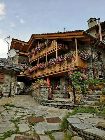 Maison Dégioz