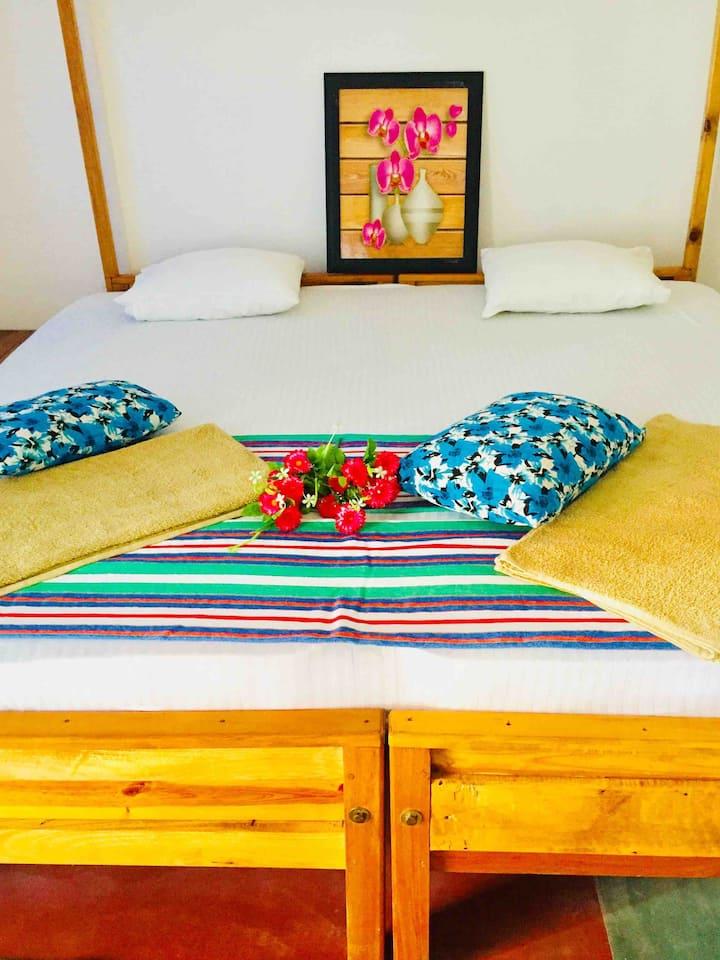 Beach Cab A/C double room