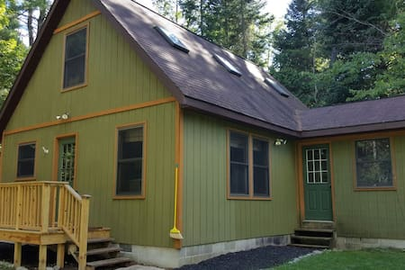 Woolly Bugger- A Cozy Cabin on the Betsie River! - Thompsonville