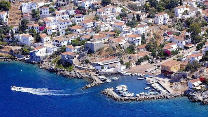 Zoe Apartments (No2),Hydra Island Greece
