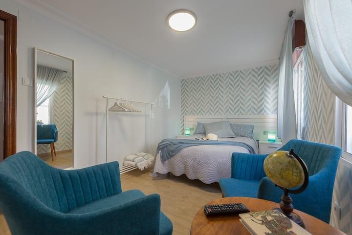 Apartamento acogedor a 500m de la Catedral