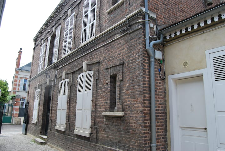 Studio Gautherin annexe à la Villa Gautherin