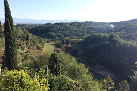 Staying in a Tuscan palace of '500 - Montopoli - Huis
