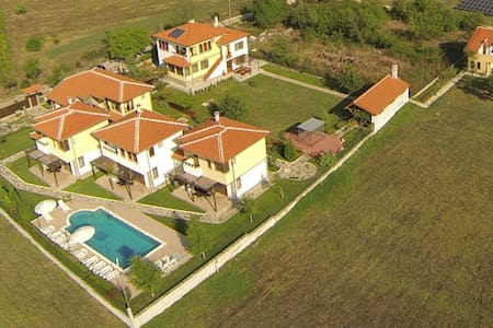 Private Villa near Perperikon with pool, SPA, ATV - Tsareva Polyana - Villa