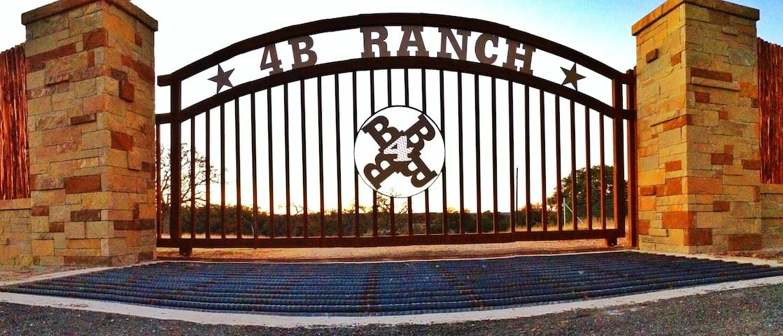 4B Ranch - Medina - Penzion (B&B)