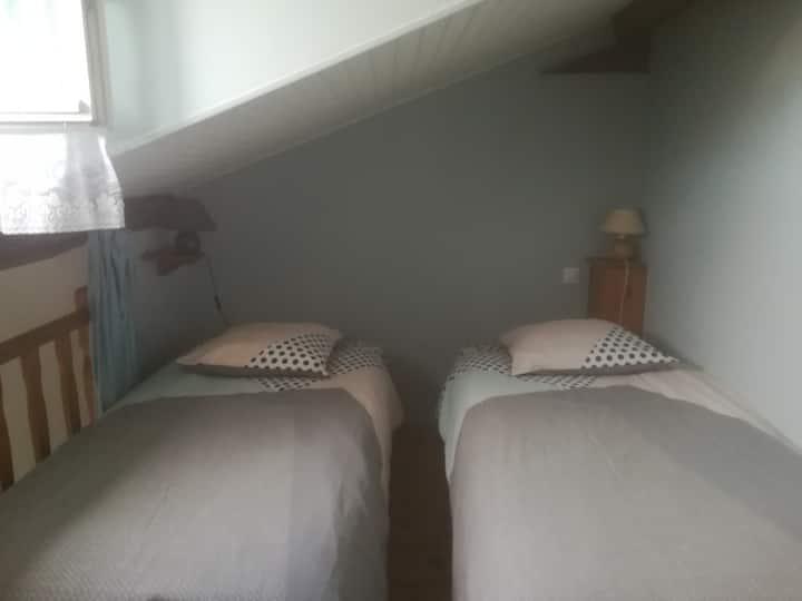 Petit appartement, 2 personnes