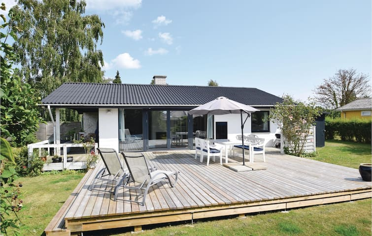 Holiday cottage with 3 bedrooms on 70m² in Svendborg
