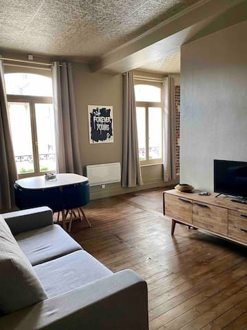 Appartement 50 m2 centre ville de Douai