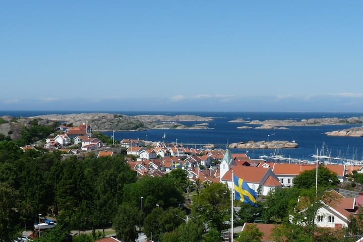 Holiday cottage in beautiful Bovallstrand