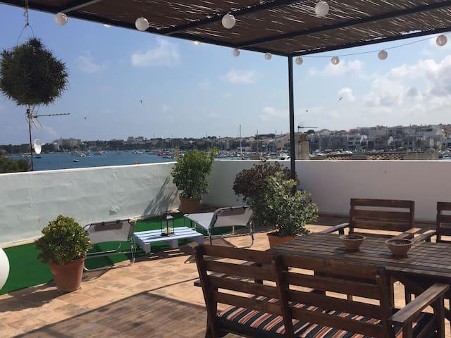 Apartamento de estilo mediterraneo - Portocolom - Apartament