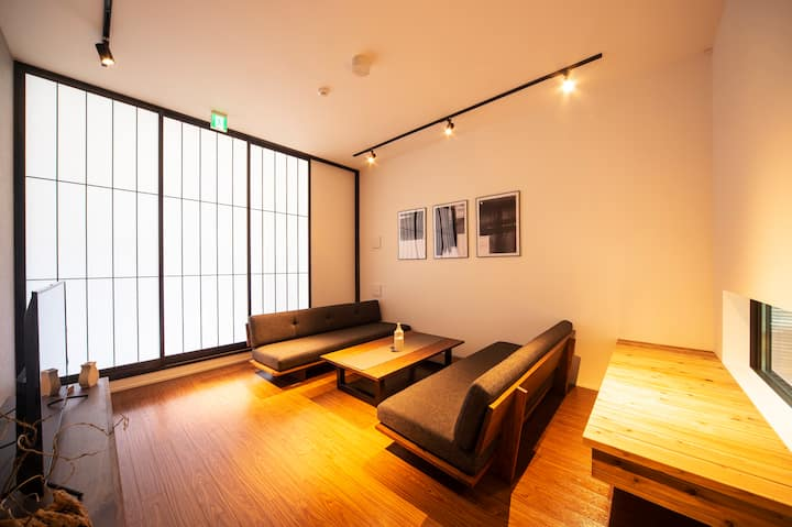 ENGAWA*New Apt. Japanese Modern house *Licensed*