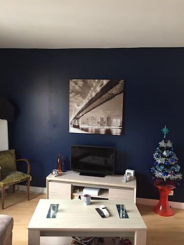 Charmant 2 pièces en Porte de Paris - Les Lilas - Apartment