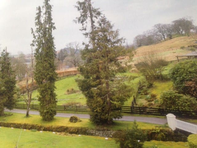 Fernoch - lovely 2 bedroom apartment on Loch Awe. - Argyll and Bute - Apartment