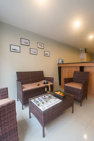 Deluxe double bed with City View - Phuket - Apartament