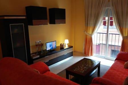 Apartamento actual, moderno, comodo - La Ñora - Apartament