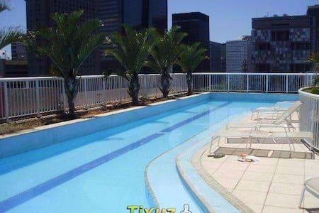 Studio na Lapa - Río de Janeiro - Apartamento