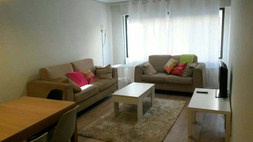 Modern apartment in town center,with parking. - Vitoria-Gasteiz - Wohnung